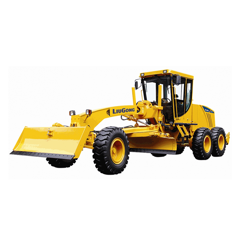 Liugong Construction Road Machine 140HP Motor Grader Clg414