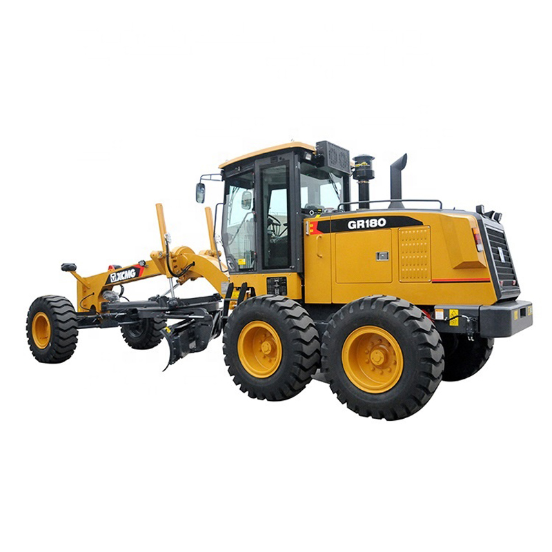 New 180HP XCMG Motor Grader for Sale Gr180