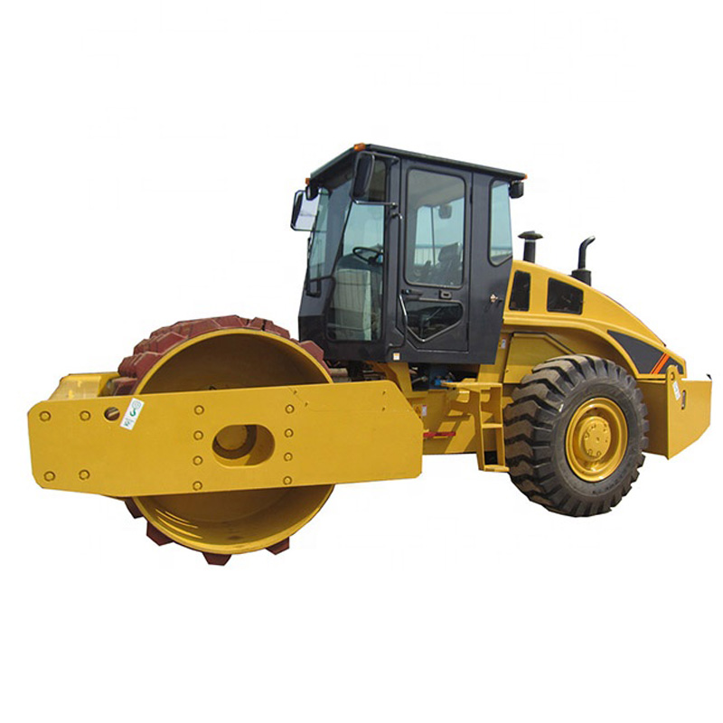 Cheap Price 14ton Liugong Road Roller Clg614