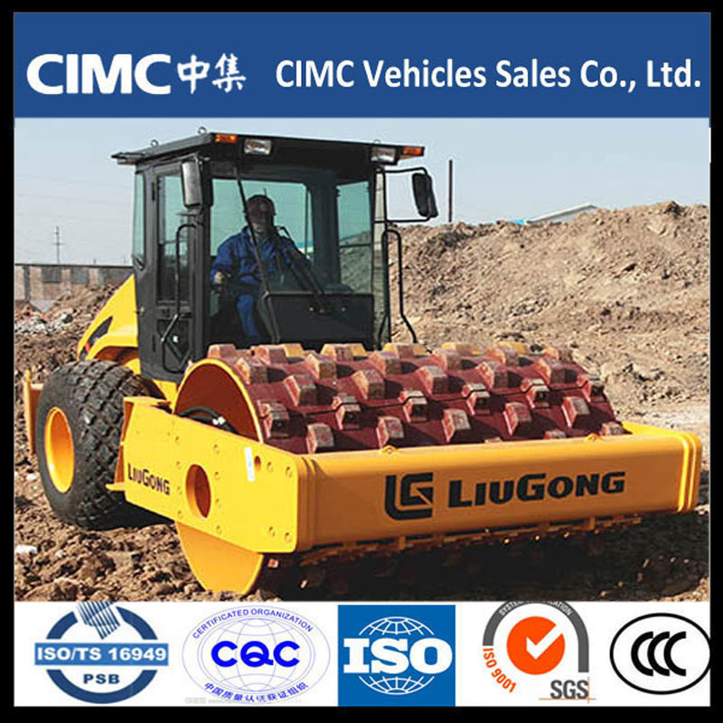 Brand New Liugong Clg610h Vibratory Roller for Sale